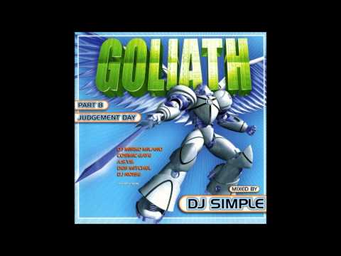 Goliath 8 mixed by Dj Simple