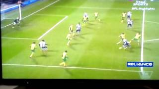 West brom vs Norwich city