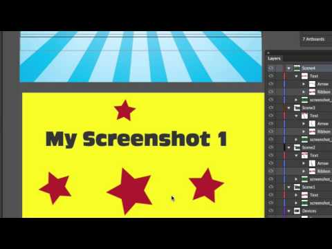 Ultimate Screenshot Maker Script for iTunes, Google Play, Amazon, Windows Apps & Games