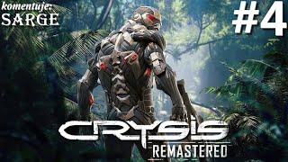 Zagrajmy w Crysis Remastered PL odc. 4 - Snajperzy