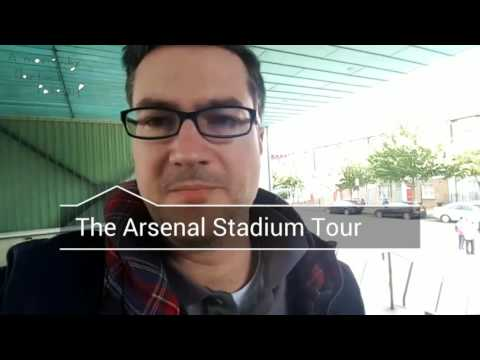 The Arsenal Stadium Tour