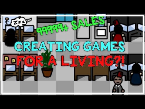MAKING GAMES FOR A LIVING?! | Game Corp
