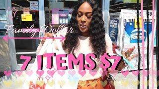 Family Dollar $5/25 Couponing & Dollar General Penny List!