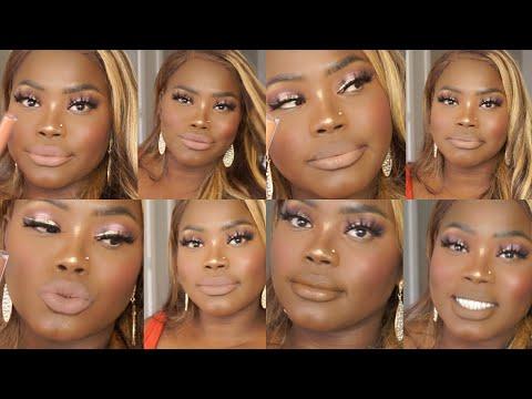 COMPLEXION NUDE COLLECTION | MAKEUP FOR BLACK WOMEN | DESTINY MATUET