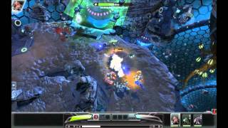 Let's Play Darkspore!  Level 1 - 1 (PC) - Max Settings