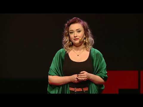 The Darkness of Shame | Stina Hägglund | TEDxUmeå