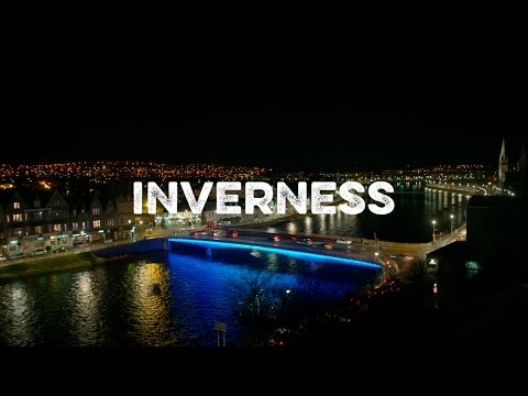 City Snapshot: Inverness in Winter