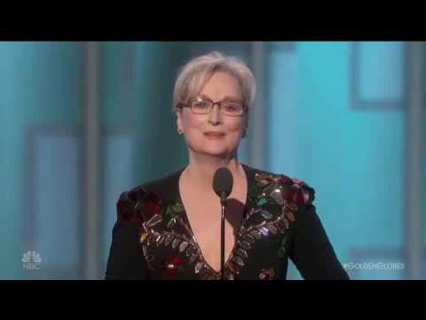 Thumbnail: Meryl Streep SLAMS Donald Trump at the Golden Globes - Conservatives Get TRIGGERED!!