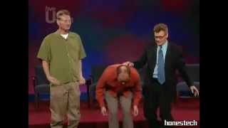 Whose Line is it anyway? - Superheroes - spineless man