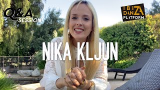 Nika Kljun // Q&A SESSION