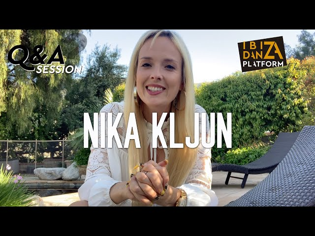 Nika Kljun // Q&A SESSION