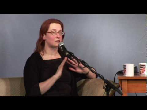 "Audrey Niffenegger on ""The Interview Show"" (PART ONE)"