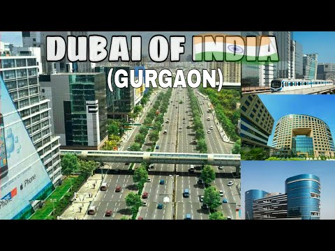 GURGAON : Dubai of India | Plenty Facts | Gurgaon The Millennium City of India | Gurgaon City