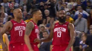 James Harden EPIC Game-Winning Shot | Rockets vs Warriors - January 3, 2019