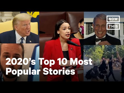 Top 10 Most Popular Videos of 2020 | NowThis