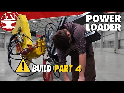 GIVE HIM THE CLAMPS!!! (POWER LOADER: PART 4)