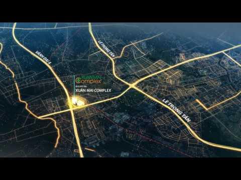 Giới thiệu chung cư Xuân Mai Complex   0977 383030