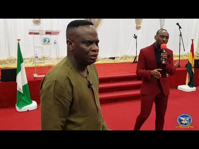 Rev John Owusu Agyeman | The Importance of Prayer (part 2)