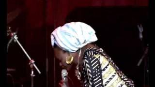 Oumou Sangare - Sounsoumba live at Jazz a Vienne 2009