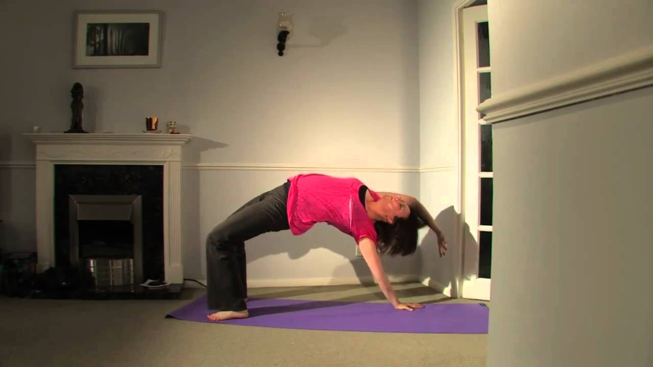 Yang Yoga Flow Sequence - YouTube