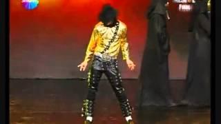 Fatih Jackson - Michael Jackson Dance - Part 3 (Turkey Got Talent) #fatihjackson