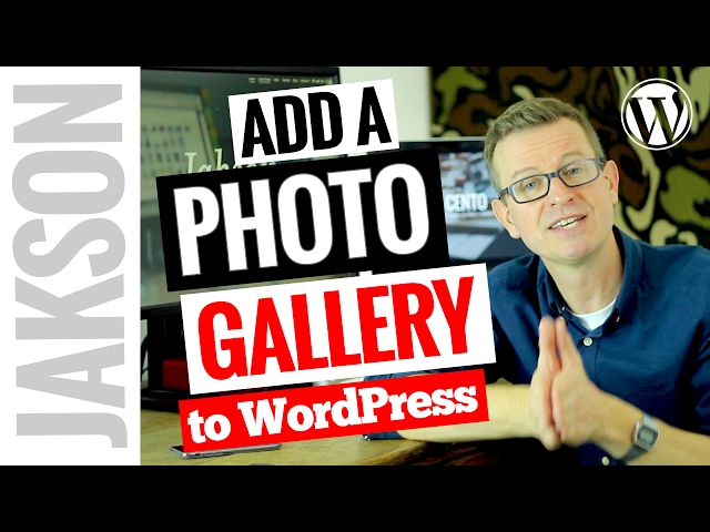 How to Add An Image Gallery in WordPress - The Best WordPress Photo Gallery Plugin