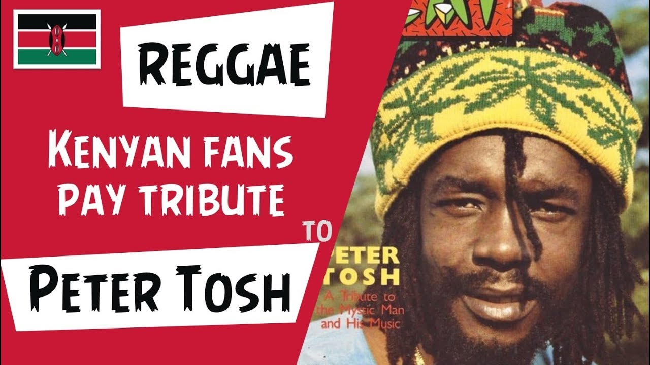 Peter Tosh Reggae Mylitis | Peter Tosh Life | No Nuclear War Peter ...