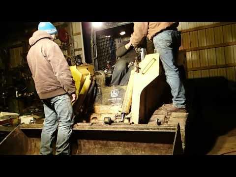Deere Steer Glass Raplacement