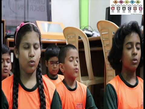 Meditation In Aneya Abacus Classes