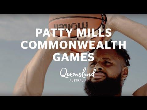 Patty Mills: Gold Coast 2018 Commonwealth Games Ambassador