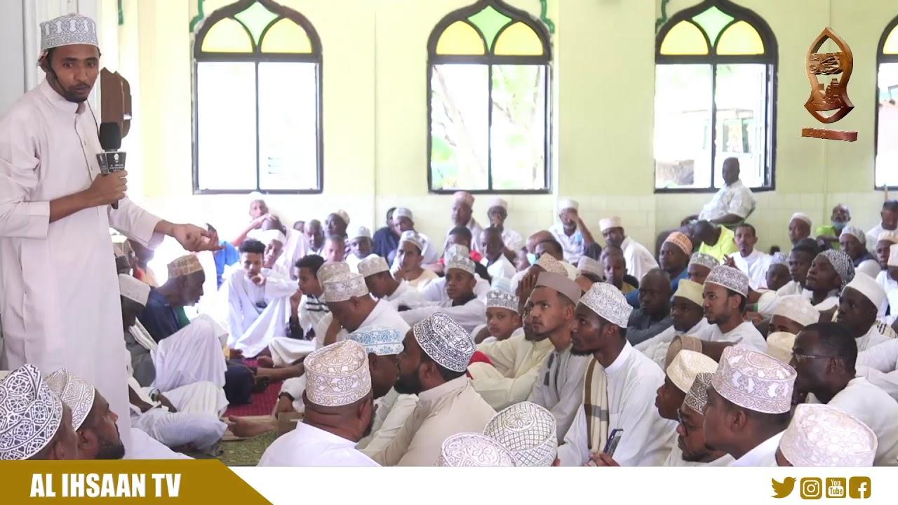 Download HAWLI YA SHARIFF SHANYALO | MASJID AQSWA KISAUNI
