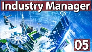 Produktionsausbau ► Industry Manager #5