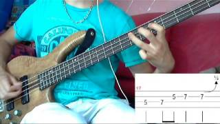 Black Sabbath - N.I.B. (Intro) - Bass Cover avec Tablatures