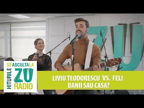 Liviu Teodorescu vs. Feli (Live la Radio ZU)