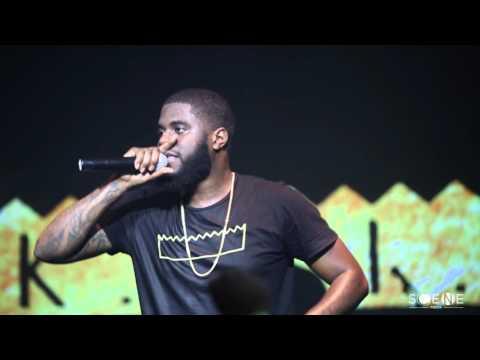 Big K.R.I.T. Performs Mt. Olympus Live at Highline Ballroom