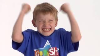 Go Fish - Ten Commandment Boogie - Great Music For Kids!