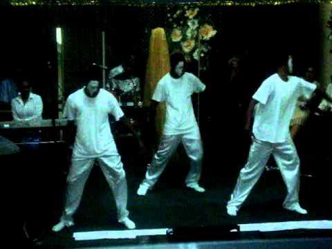 kirk franklin let it go dance by world changers