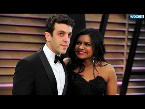 B.J. Novak Responds To Mindy Kaling's Revelation That She Once Wanted To Marry Him