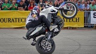 BMW F 800 R Stunt Video Chris Pfeiffer