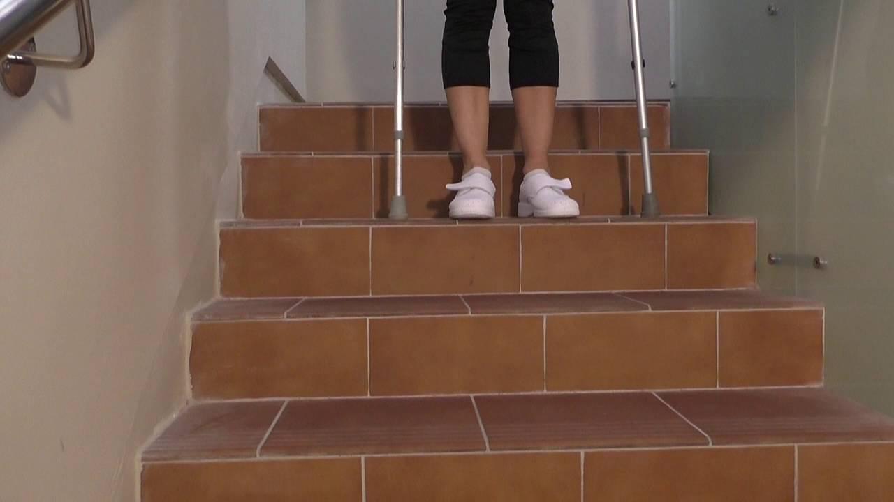 Dolor en la rodilla solo al subir escaleras