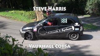 Vauxhall Corsa At Wiscombe Park Speed Hillclimb May 2014