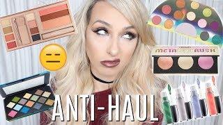ANTI-HAUL #4 | WHAT IM NOT GONNA BUY | Fenty, Maybelline x Gigi Hadid, Too Faced | DramaticMAC