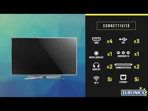 Panasonic | TV LED 4K PRO HDR Smart | TX-65EX780