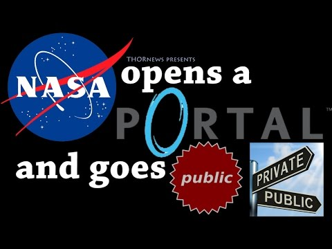 NASA opens a Portal & goes Public* with their Data because of a White House order