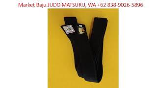 Distributor Baju JUDO MATSURU, WA +62 838-9026-5896, Martial arts MATSURU Judogi
