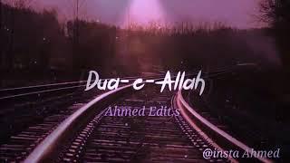 Sad emotional Ringtone Manage fakir Dua e Allah yaar di soorat mashallah
