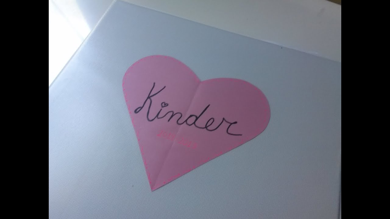 Kindergarten Portfolio /2014-2015