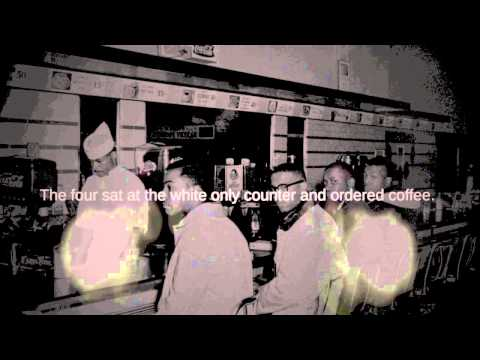 All That Defined You | Greensboro Sit ins