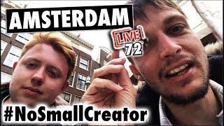 Amsterdam IRL (Live with Jonas JVOStudios)