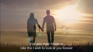 Saiyaan (Lyrics with English translation)    Beautiful Song